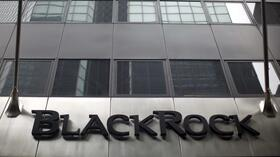 Eine Blackrock-Vertretung in New York. Quelle: Reuters