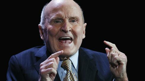 Der frühere General Electric-Chef Jack Welch. Quelle: Reuters