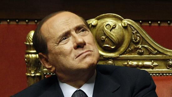Silvio Berlusconi. Quelle: Reuters
