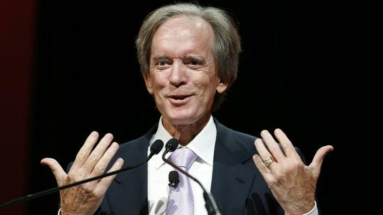 Ohne Gross nix los? Der ehemalige Topmanager des Allianz-Investmentfonds Bill Gross. Quelle: Reuters