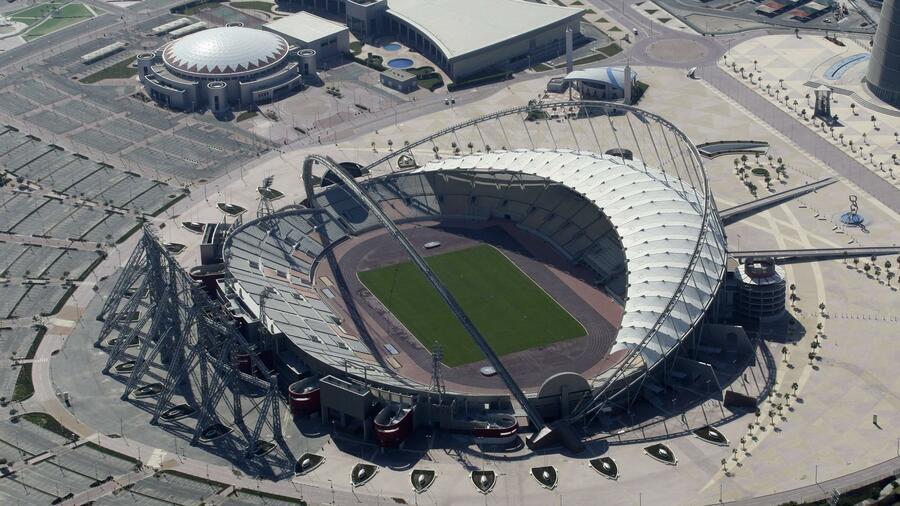Fussball Wm In Katar Deutscher Bauaufseher Dementiert Todesopfer