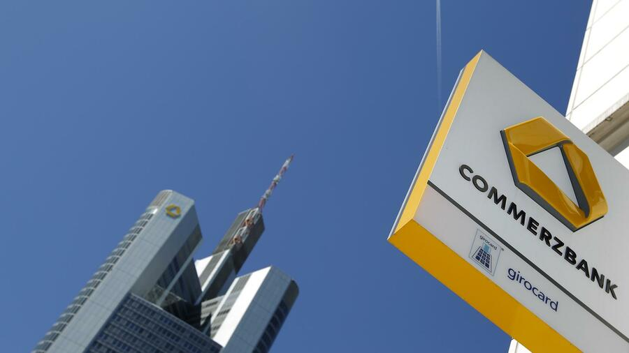 Commerzbank-Tower in Frankfurt. Quelle: Reuters