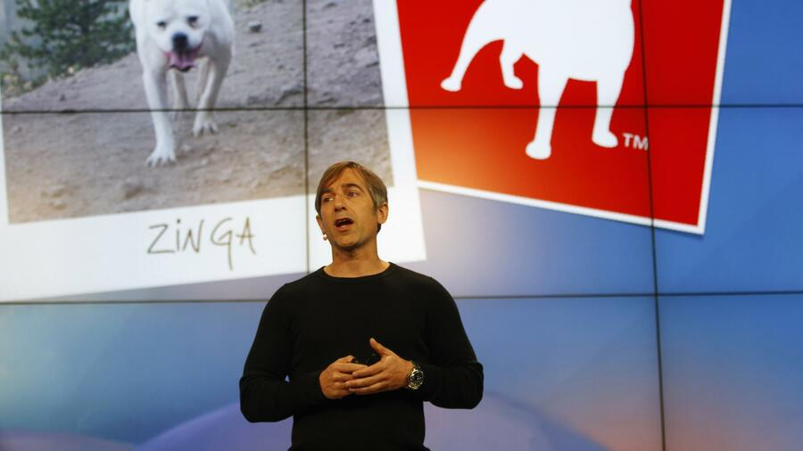 Zynga-Chef Mark Pincus. Quelle: Reuters