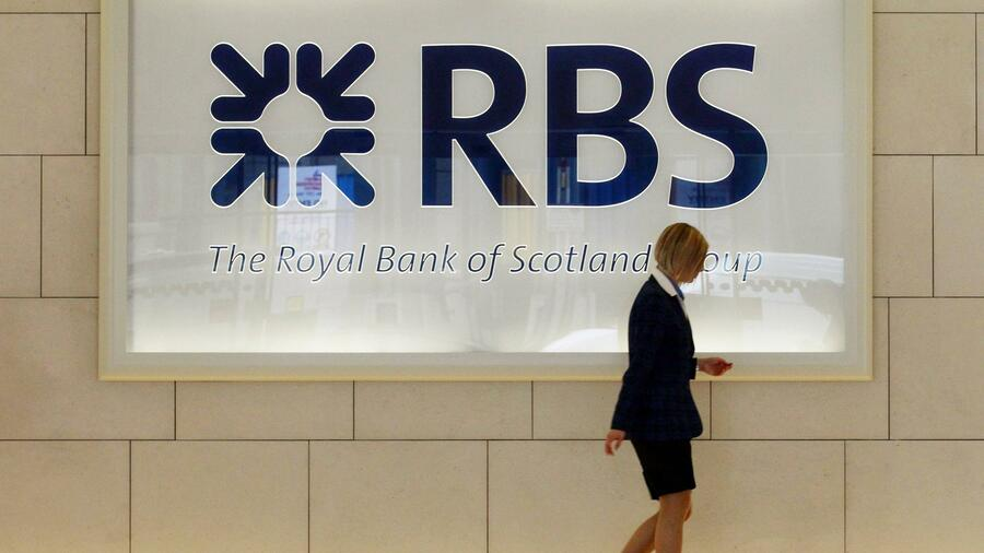 Die Royal Bank of Scotland hat kräftig verdient. Quelle: Reuters