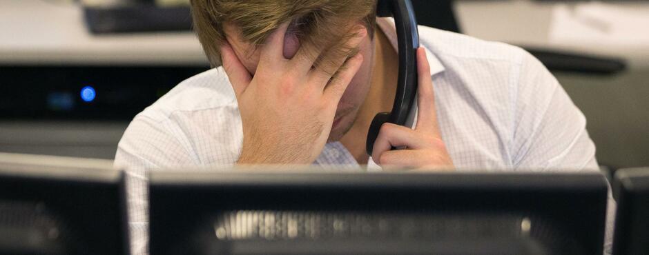Dax-Umfrage: Blamage für die Profis