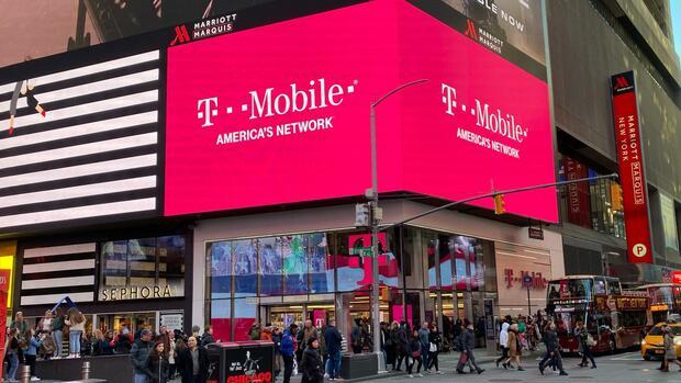 Quartalszahlen: T-Mobile steigt zum zweitgrößten Mobilfunker der USA auf