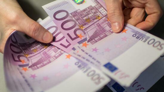 Staatsschulden sinken um 60 Milliarden Euro
