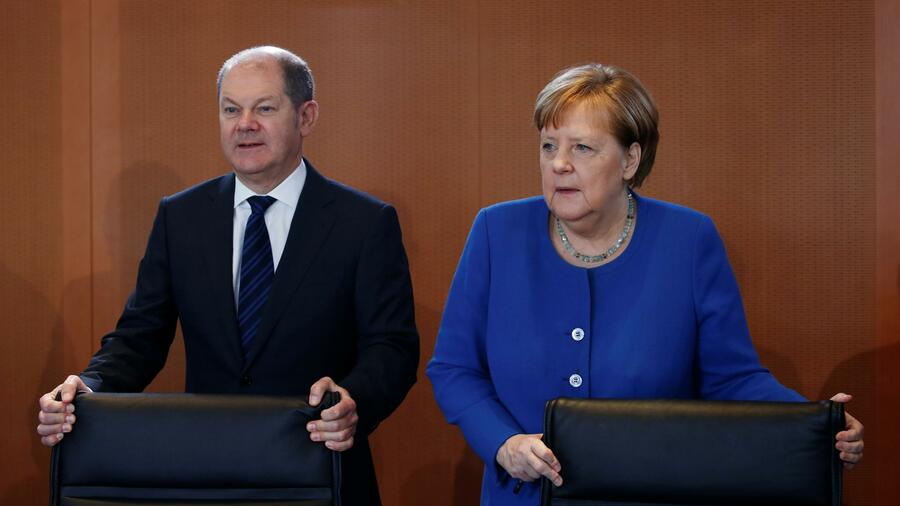 The coalition committee plans to adopt the economic stimulus plan next Tuesday. Source: Reuters