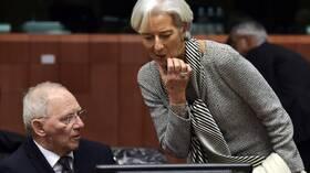 Unstimmigkeiten unter Griechenlands Geldgeber. Quelle: Reuters