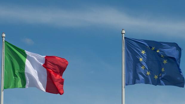 Ausverkauf bei Italien-Bonds