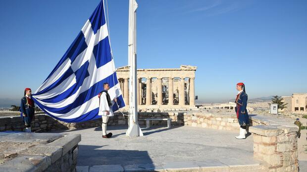 Corona beschert Griechenland einen Geldregen