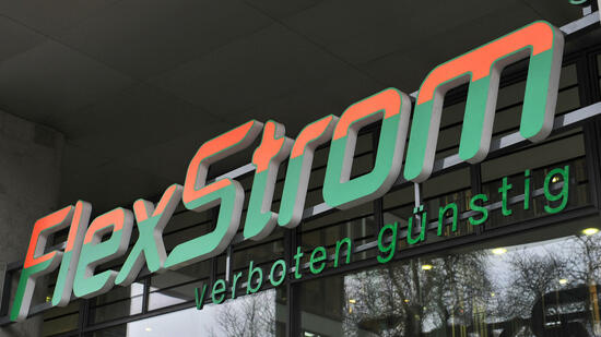 Flexstrom-Firmensitz in Berlin im Jahr 2013