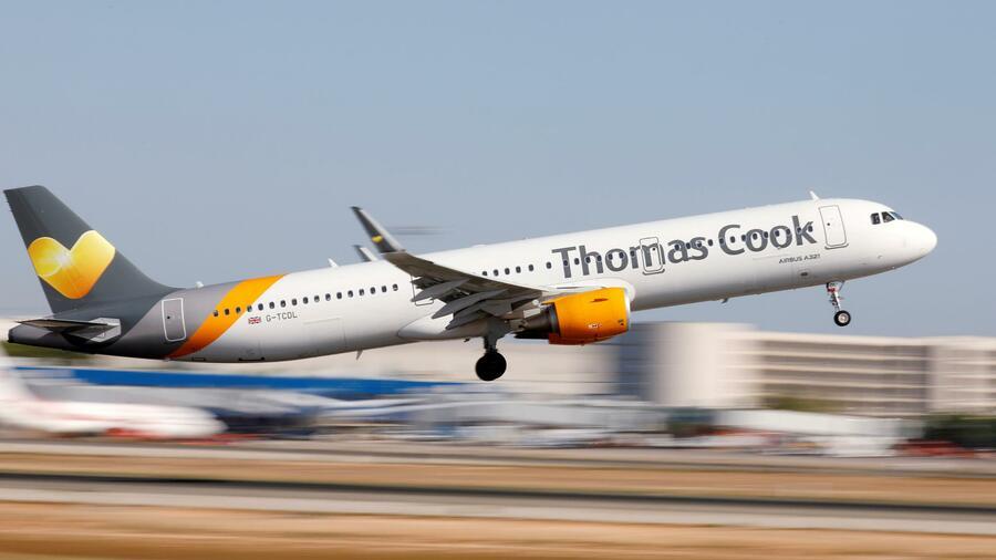 Chinesen wollen Reisekonzern Thomas Cook mit Geldspritze retten