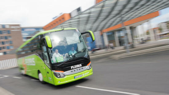 Angriff auf den Greyhound? Flixbus plant US-Expansion