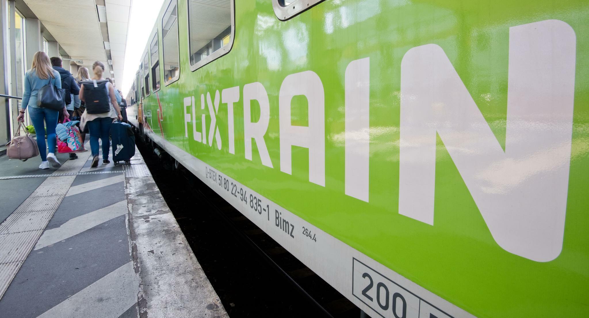 Flixtrain: Flixbus schickt bald in Schweden Züge auf die Schiene