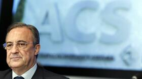 ACS-Chef Florentino Perez Quelle: Reuters