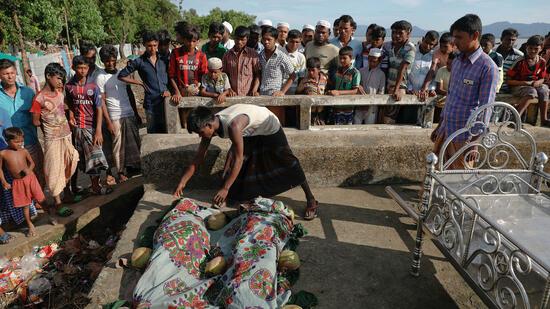 Mehrere Tote bei Untergang eines Flüchtlingsbootes