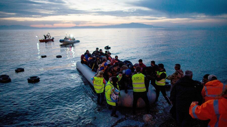 Zahl illegaler Migranten aus Türkei steigt um das Neunfache — EU-Kommission