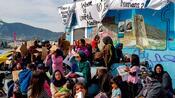 Migration: Flüchtlingszahlen in Griechenland steigen wieder – Gewaltexzesse auf Lesbos