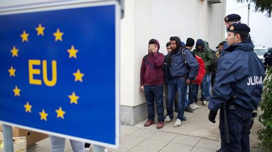 EU-Länder nehmen nur jeden 13. Migranten zurück