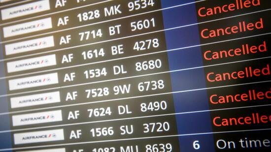 SAS, Air France und Easyjet: Airline-Streiks treffen ...