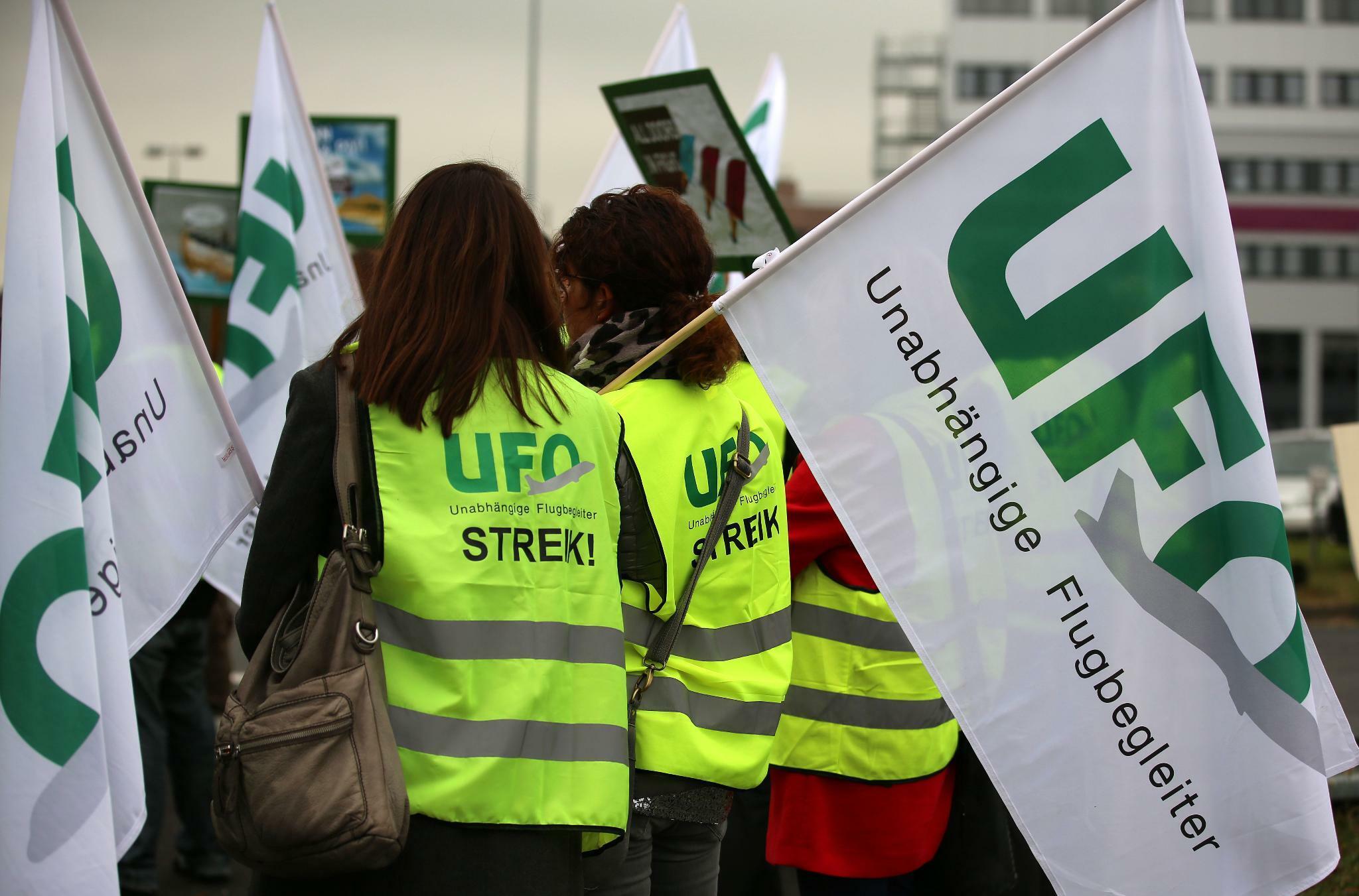 Lufthansa lässt Gewerkschaftsstatus der Ufo gerichtlich prüfen