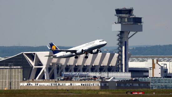 Frankfurt Airport: Flugausfälle wegen IT-Störung