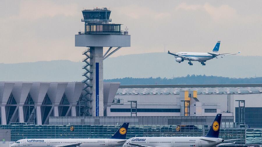 Flughafen.Frankfurt