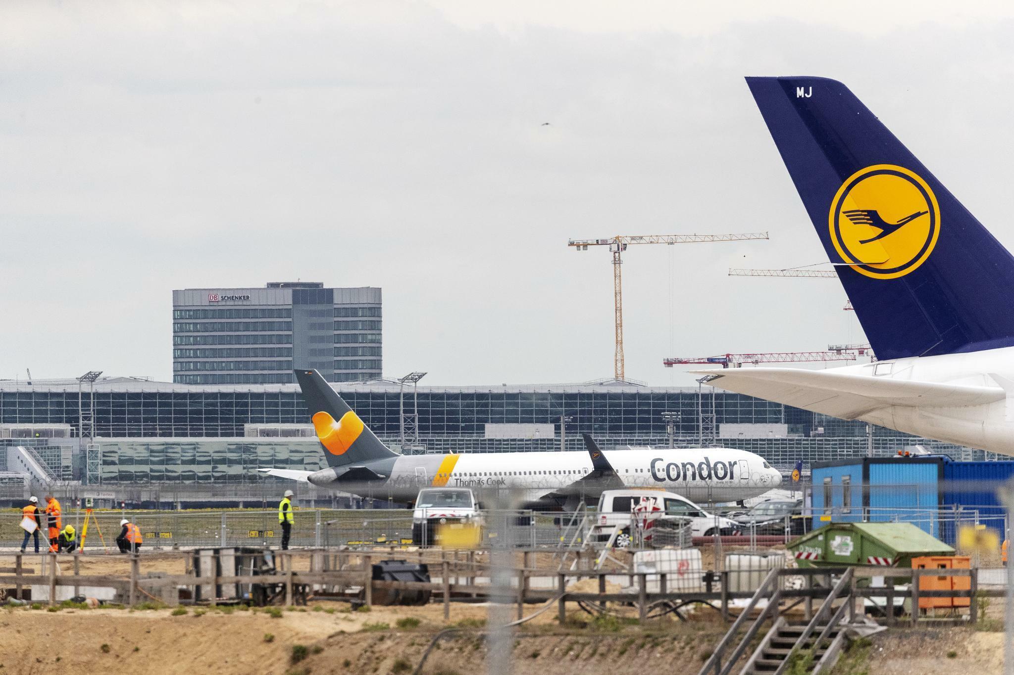 Fraport senkt wegen Streiks seine Wachstumsziele