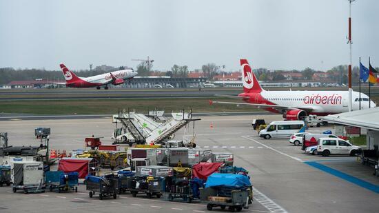 Gepäck-Chaos zwingt Air Berlin zur Verschiebung US-Flüge