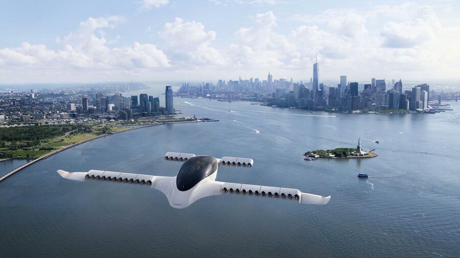 lilium ein flug wird nicht teurer sein als eine taxifahrt. Black Bedroom Furniture Sets. Home Design Ideas