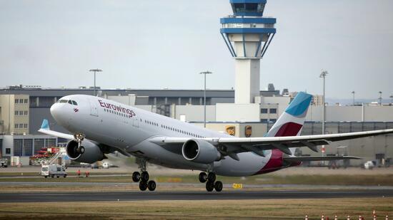 Flughafenverband rechnet 2017 mit Passagier-Rekordjahr
