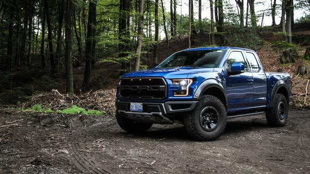 fahrbericht ford f 150 raptor thundertruck. Black Bedroom Furniture Sets. Home Design Ideas