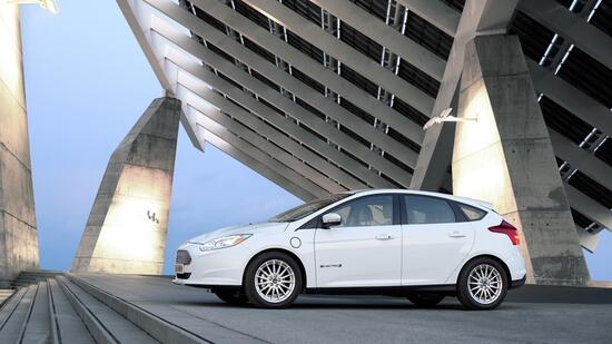Ford Focus Electric: