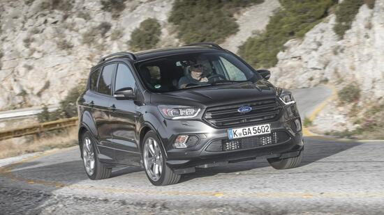 ford kuga facelift 2017 - photo #45