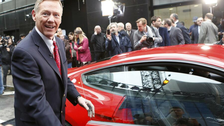 Bleibt wo er ist: Ford-Chef Alan Mulally. Quelle: Reuters