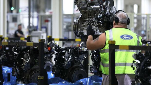 Britische Autoproduktion geht im Januar weiter zurück