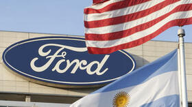 Ford-Zentrale in Michigan. Quelle: ap