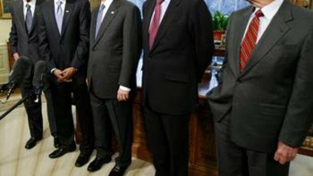 Washington: Obama trifft alle noch lebenden Präsidenten