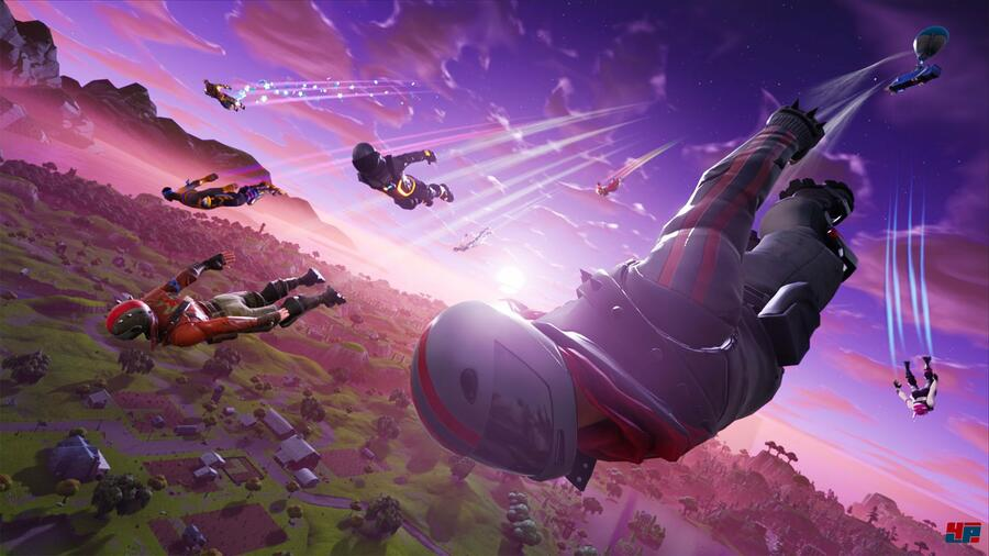 Gamescom Fortnite Battle Royale Verändert Spieleindustrie