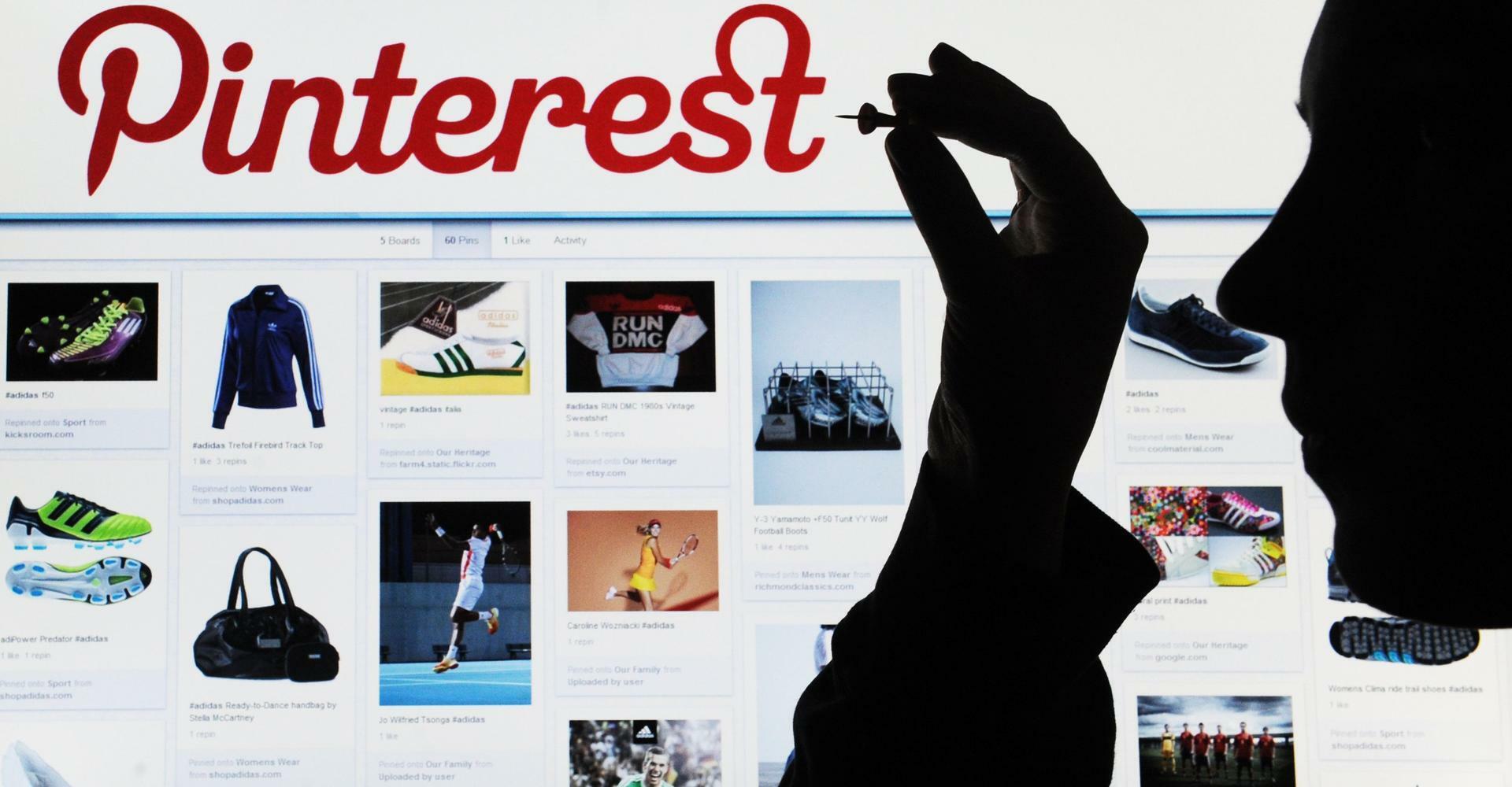 Pinterest holt zu Facebook, Instagram und Co auf