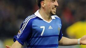 Franck Ribery. Foto: AFP Quelle: SID