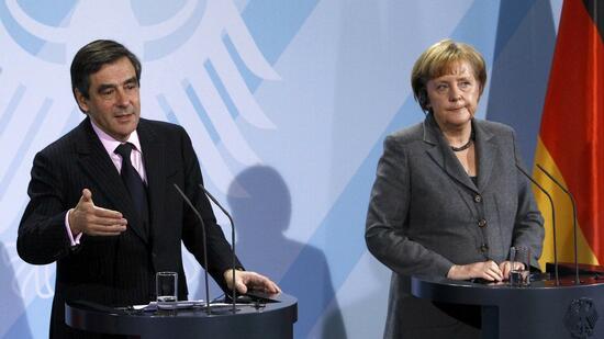 """François Fillon: Beziehungen zu Deutschland sind """"leer und schwach"""""""
