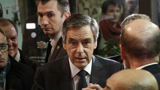 Fillon gibt trotz Ermittlungen nicht auf