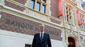 """World Investment Forum: Frankreichs Zentralbankchef droht Klimasündern mit """"machtvollen Waffen"""""""