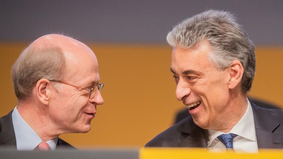 2020 will der Vorstandschef die Deutsche Post sogar auf ein Ergebnis von mehr als fünf Milliarden Euro treiben. Quelle: dpa