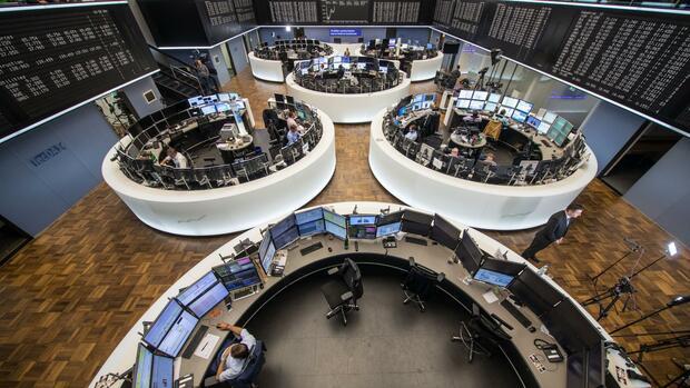 Dax aktuell: Starker Euro, schwacher Dax