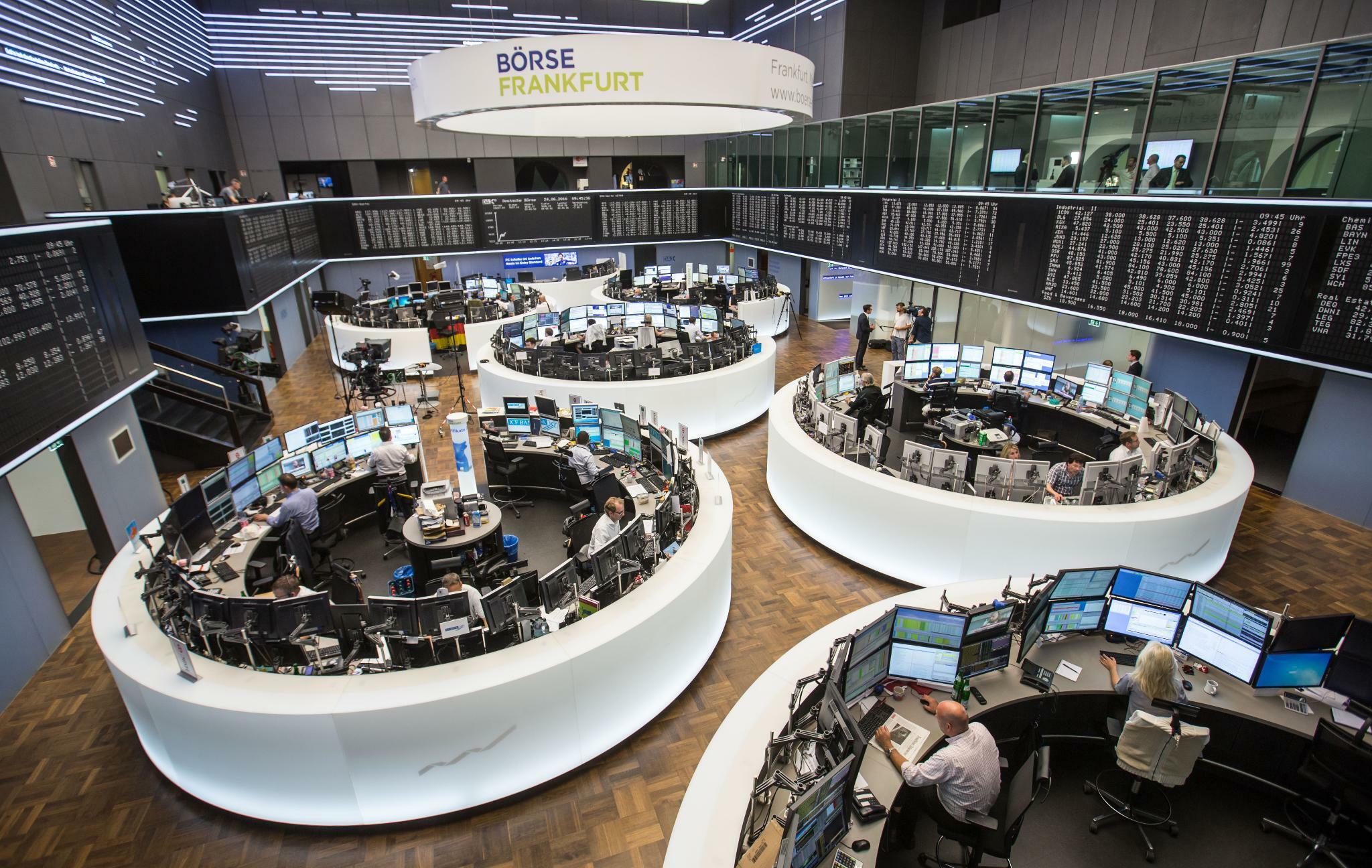 Dax schließt schwächer – Wirecard-Aktie im Minus