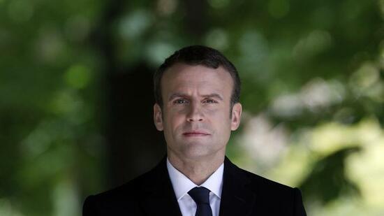 Macron wirbt beim IOC-Chef Bach für Olympia in Paris