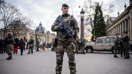 Zwei Terrorverdächtige in Südfrankreich festgenommen